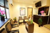 Asakawa Dental Clinic Lobby